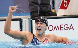 Đối thủ của Ánh Viên khiến 'cả thế giới thán phục' với thành tích vô tiền khoáng hậu ở Olympic
