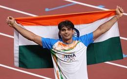 Giành HCV Olympic, VĐV Ấn Độ được nhận mức thưởng kỷ lục thế giới