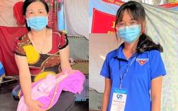 Nữ sinh 2003 đỡ đẻ cho sản phụ ở chốt kiểm dịch: 'Nghe tiếng khóc của bé, mừng đến khóc theo'