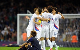 Ngày này năm xưa: Bóng đá Hàn Quốc giành huy chương lịch sử ở Olympic