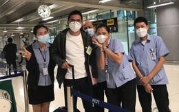 HLV Kiatisuk đã về đến Thái Lan sau một hành trình dài gian nan