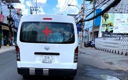 """Giả xe cứu thương đưa bệnh nhân tới bệnh viện để """"chặt chém"""" tiền ở TP.HCM"""