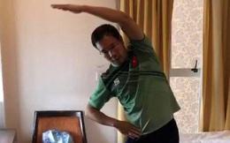 Hoàng Xuân Vinh và các VĐV Olympic hướng dẫn cách tập thể dục thể thao tại nhà trong mùa dịch Covid-19