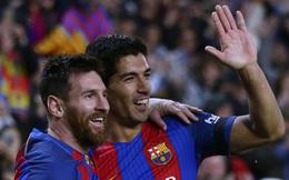 """Tiết lộ: """"Động lòng"""" vì Suarez, Messi suýt từ chối PSG để gia nhập Atletico Madrid"""