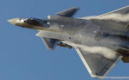 Tiêm kích tàng hình J-20 Trung Quốc xuất hiện trong cuộc tập trận chung với Nga