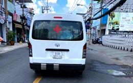 """Tài xế xe cứu thương giả chở bệnh nhân tới bệnh viện để """"chặt chém"""" tiền ở TP.HCM khai gì?"""