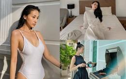 Cận cảnh căn biệt thự sang trọng, tiện nghi của Hoa hậu Phương Khánh