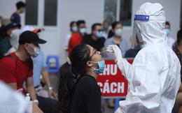 TP.HCM sắp chuyển sang tiêm vaccine Sinopharm. Hà Nội lấy gần 178.000 mẫu cộng đồng, có 8 ca dương tính SARS-CoV-2