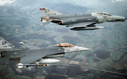 Israel sẽ biến tiêm kích thời chiến tranh Việt Nam thành 'siêu bóng ma'