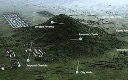 Những bí ẩn ly kỳ bên trong lăng mộ Tần Thủy Hoàng