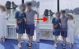 Nhờ chỉnh ảnh du lịch Hạ Long, đôi vợ chồng dở khóc dở cười khi nhận sản phẩm