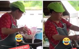 Đoạn clip khiến dân mạng Việt đồng loạt 'xây xẩm mặt mày' khi xem, ai hay đi ăn hàng quán bên ngoài chắc sẽ hiểu