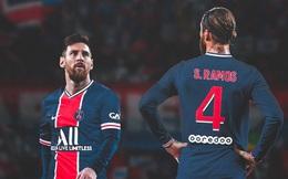 Gửi thông điệp ngắn gọn tại PSG, Ramos khiến Messi động lòng, sẵn sàng bỏ qua mọi hiềm khích