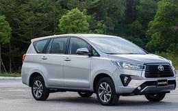 Khó tin nhưng là sự thật: Toyota Innova lọt top xe ế nhất Việt Nam