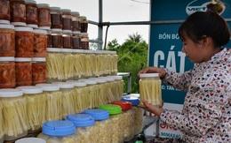 Giá nhiều loại nông sản, thủy sản ở Cà Mau giảm mạnh