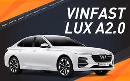 VinFast Lux A2.0 ưu đãi thêm 160 triệu: 'Lỗ' nặng, đâu là lý do khiến VinFast quyết làm?