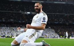 Top 5 ƯCV Vua phá lưới La Liga 21/22: Thời của Benzema