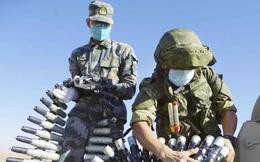 Nga-Trung xích lại gần nhau khi Taliban đến trước ngưỡng cửa Trung Á