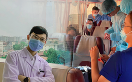 Những chuyện chưa kể của sinh viên từ Hà Nội vào Bình Dương truy vết F0: 'Làm việc hết công suất, gắn moteur vào người còn không chạy kịp'