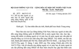 Quảng Nam thông tin về việc Bí thư TP Tam Kỳ dùng ô tô chở con ra Nội Bài bay sang Mỹ nhập học