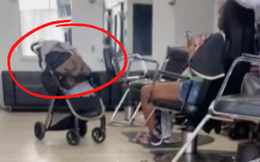 Xuất hiện trong video đang ngồi làm tóc, bà mẹ bất ngờ bị dân tình đổ xô vào công kích, hóa ra do để lộ một chi tiết gây căm phẫn
