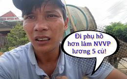 Hiện tượng mạng Lộc Fuho gây tranh cãi: Làm phụ hồ kiếm 1 triệu/ ngày ăn đứt lương văn phòng, mua iPhone 12 là chuyện dễ