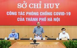 Chủ tịch nước Nguyễn Xuân Phúc: Hà Nội cần ưu tiên tiêm vaccine Covid-19 cho người già, người có bệnh nền, người nghèo