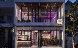 Đà Nẵng: Lạ mắt với nhà hàng như một ngôi nhà trên bãi biển