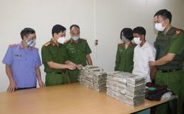 Điện Biên: Bắt 2 đối tượng vận chuyển 98 bánh heroin lấy 300 triệu tiền công