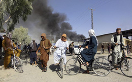 Thủ đô Afghanistan bị Taliban cô lập trong 72 giờ tới?