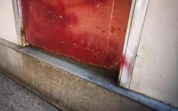 Thấy có máu chảy ra trong nhà vệ sinh công cộng, người phụ nữ vội báo cảnh sát, cảnh tượng bên trong khiến nhiều người sợ hãi
