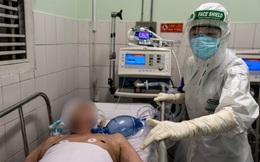 Điều dưỡng BV Chợ Rẫy: Khi bóp bóng cấp cứu cho bệnh nhân, tôi cầu nguyện cho chính mình