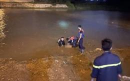 Bắc Giang: Nhóm công nhân đi mò trai trên sông Thương, 2 người tử vong