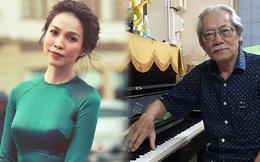 NSƯT Đào Quốc Trụ - bố dượng của Hoa hậu Hà Kiều Anh qua đời, Hiền Thục và NSND Tạ Minh Tâm xót xa báo tin