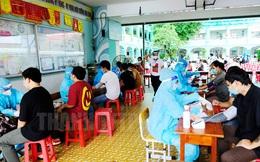 Hơn 2.000 người đã tiêm vaccine Sinopharm ở quận Gò Vấp, TP HCM