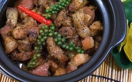 Công thức thịt kho bất bại thơm lừng góc bếp