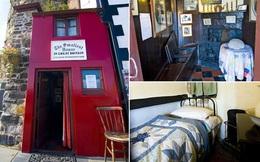 Bên trong căn nhà siêu nhỏ chỉ 5,4 mét vuông ở Anh
