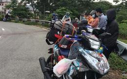 """Người dân lao động rời TP HCM: Thiếu tiền trọ đã 3 tháng, """"chịu hết nổi"""" phải đánh liều về quê"""