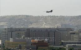 Mỹ tăng quân hỗ trợ hoạt động sơ tán tại Afghanistan