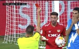Con trai Zidane báo hại đội nhà: Ăn thẻ đỏ, chịu penalty ngay đầu trận vì sai lầm kép ngớ ngẩn