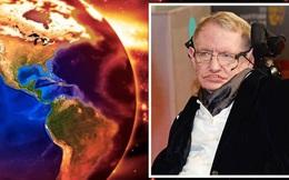 Dự đoán ớn lạnh về ngày tận thế của Stephen Hawking: 'Nhân loại có thể bị diệt vong'