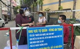 Những biện pháp cấp bách phòng, chống dịch trên địa bàn TP HCM từ ngày 15-8 đến 15-9