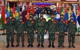 Đội tuyển xe tăng Quân đội nhân dân Việt Nam sẽ thi đấu với xe tăng màu đỏ