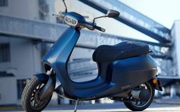 Chiếc xe máy điện khởi động bằng vân tay, trang bị công nghệ đáng kinh ngạc, đi xa 180km