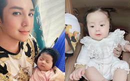 Lâm Chấn Khang bất ngờ công khai việc có con gái, sau gần 2 năm giữ bí mật