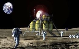 NASA hoãn kế hoạch đưa con người quay trở lại Mặt Trăng vào năm 2024