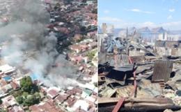 Sang hàng xóm hít drama quên tắt bếp, bà cô làm 95 căn nhà trong khu cháy trụi