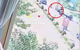 Clip: Thời điểm 2 nhóm đối tượng lái ô tô truy đuổi, nổ súng khiến cả phố thất kinh