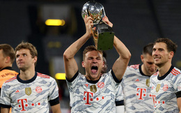 Đánh bại Dortmund, Bayern Munich nâng cao danh hiệu Siêu cúp Đức