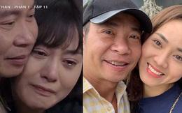 """Đời thực của ông Tuấn (NSND Công Lý) phim """"Hương vị tình thân"""": Sự nghiệp thăng hoa, U50 mới tìm được bình yên"""